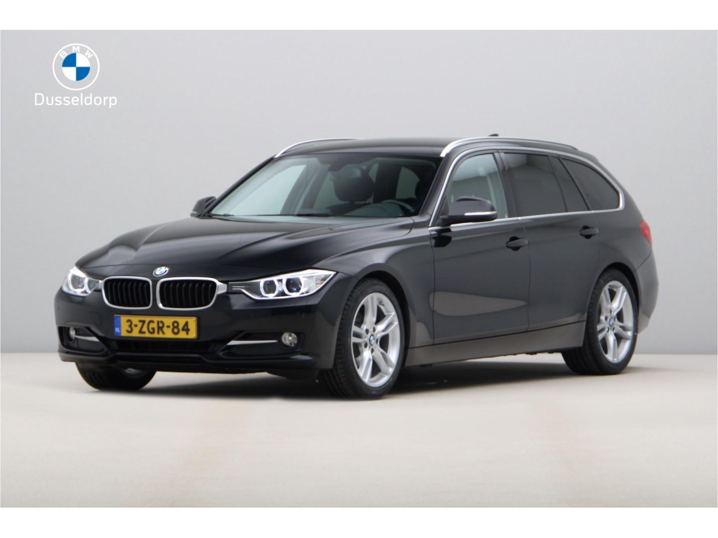 Bmw 3 serie Touring 320d ede/ executive/ sportline/ 18inch/ getint glas