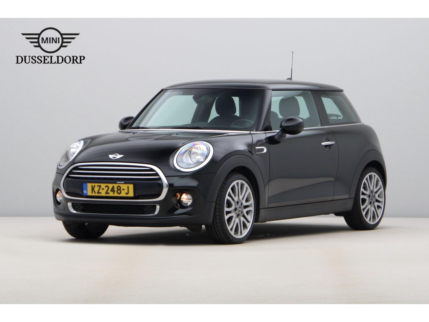 Mini 3-deurs Cooper business yours limited