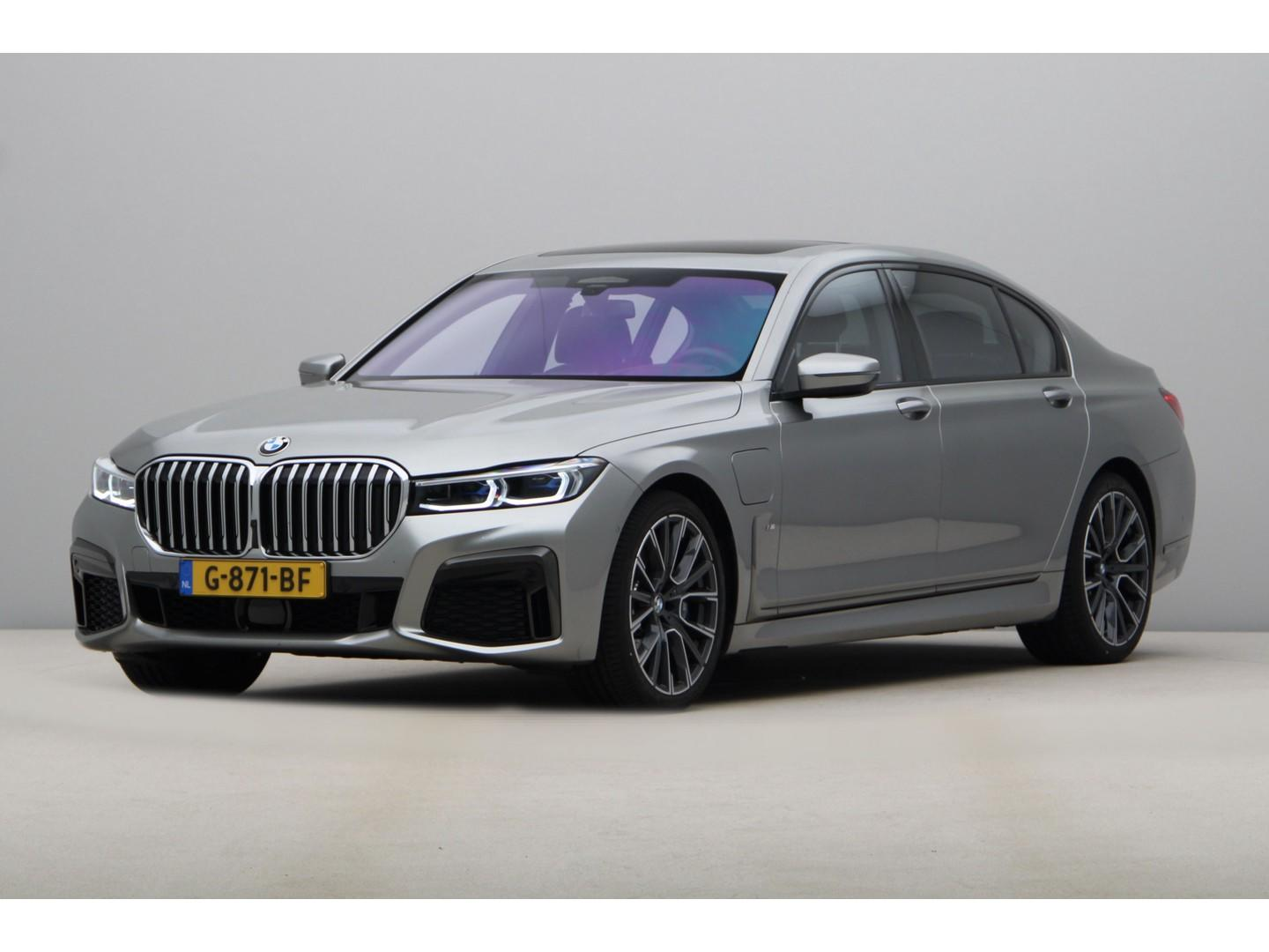 Bmw 7 serie 745le high executive