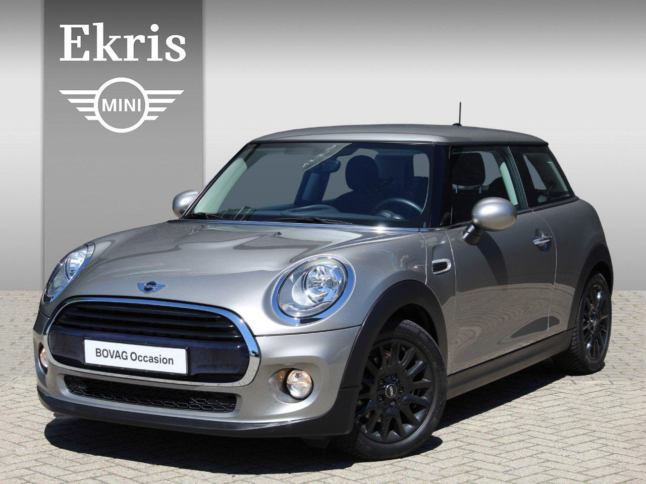 Mini 3-deurs Cooper salt + business