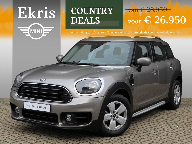 Mini Countryman One aut. salt + business - country deals
