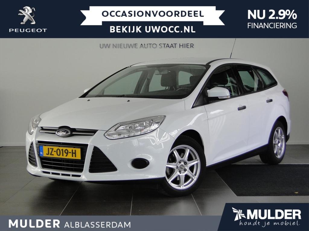 Ford Focus Wagon 1.0 ecoboost edition 100pk airco