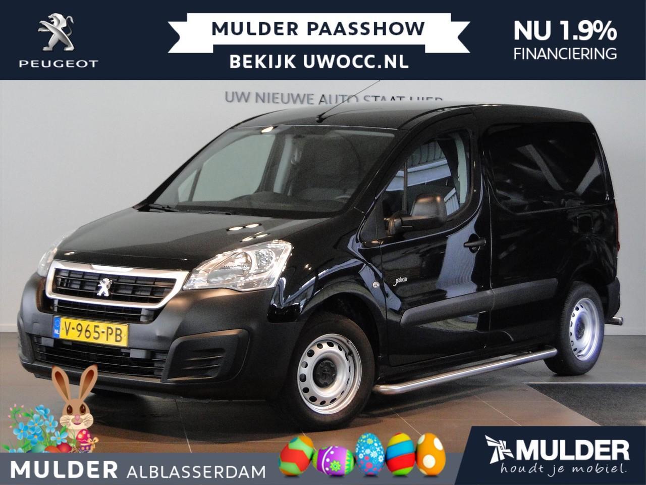 Peugeot Partner 1.6 premium 73kw 100pk