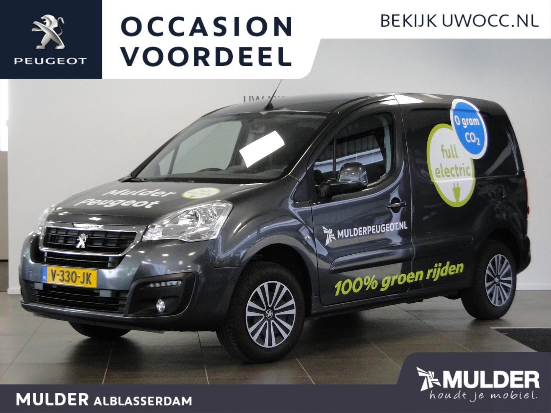 Peugeot Partner Gb electric xt 3-pers. navigatie