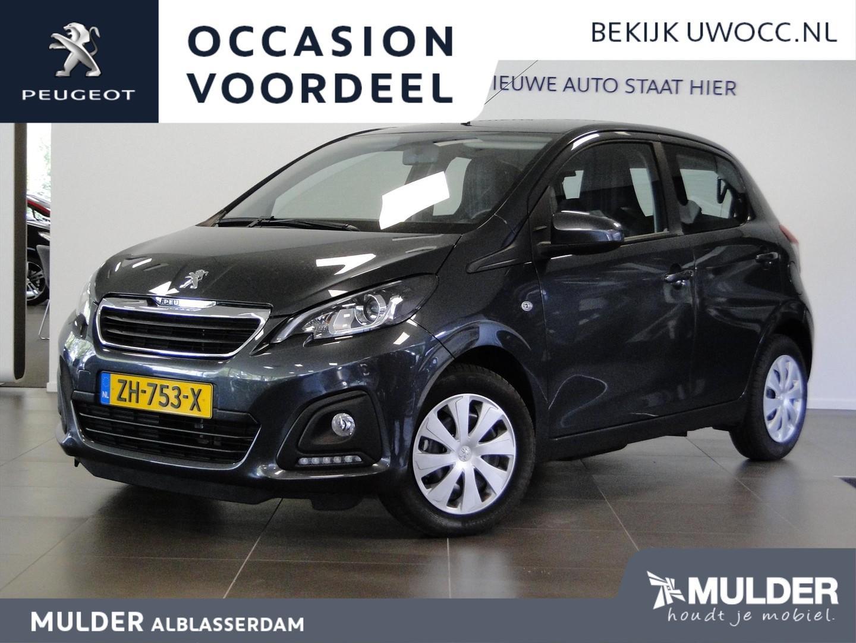 Peugeot 108 1.0 e-vti 72pk 5d