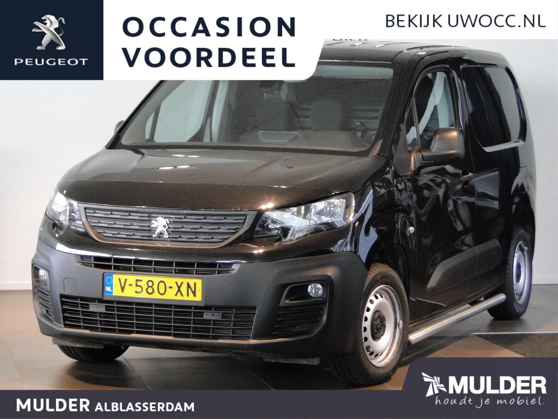 Peugeot Partner Gb asphalt 1.6 bluehdi 100pk s&s 3-pers.