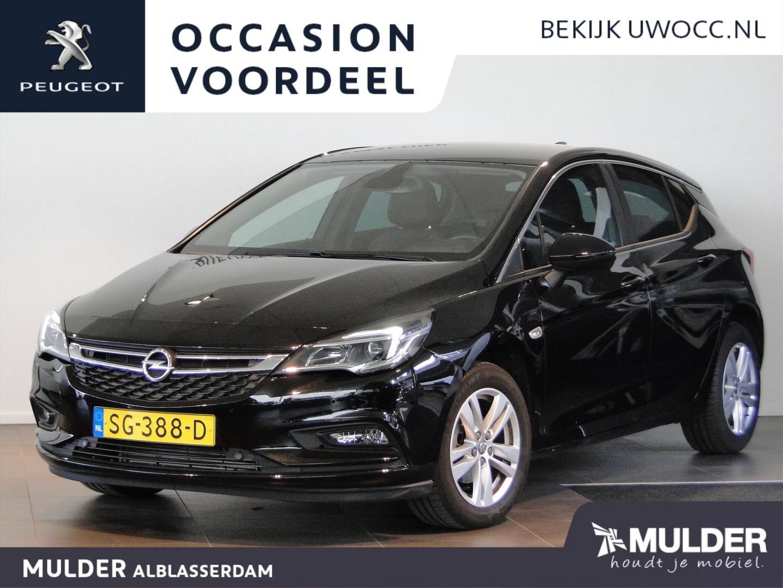 Opel Astra Online edition 1.0 turbo 105pk navigatie pdc trekhaak comfort