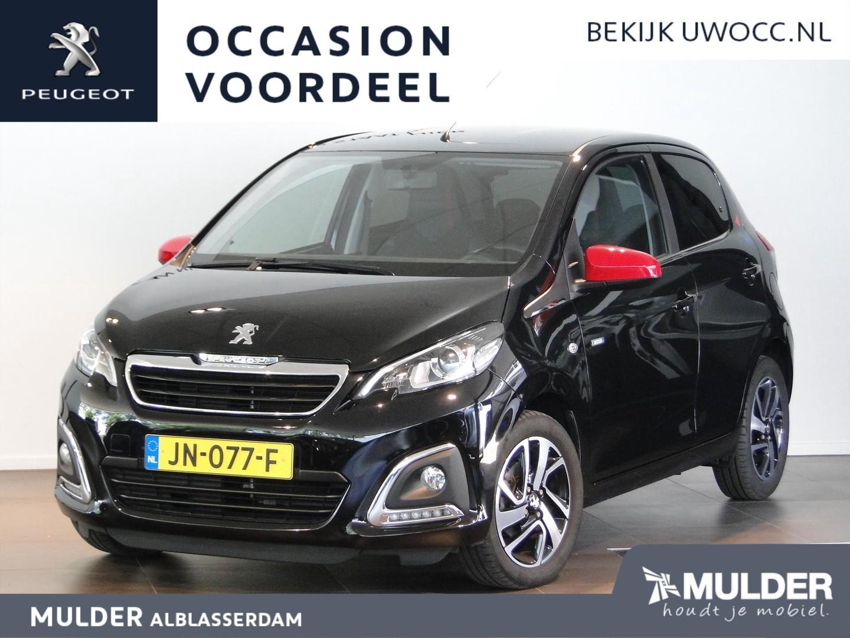 Peugeot 108 Envy 1.0 e-vti 68pk 5-deurs airco