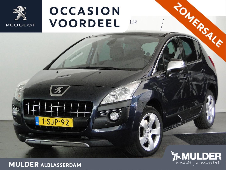 Peugeot 3008 Allure automaat - leder - trekhaak - navigatie