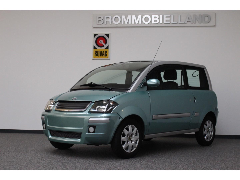 Microcar  Mc2 dynamic xxl slechts 15.536 km brommobiel 45 km auto