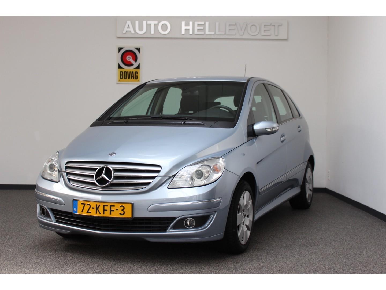 Mercedes-benz B-klasse 180 cdi 109pk hoge instap airco ned. auto nieuwe apk