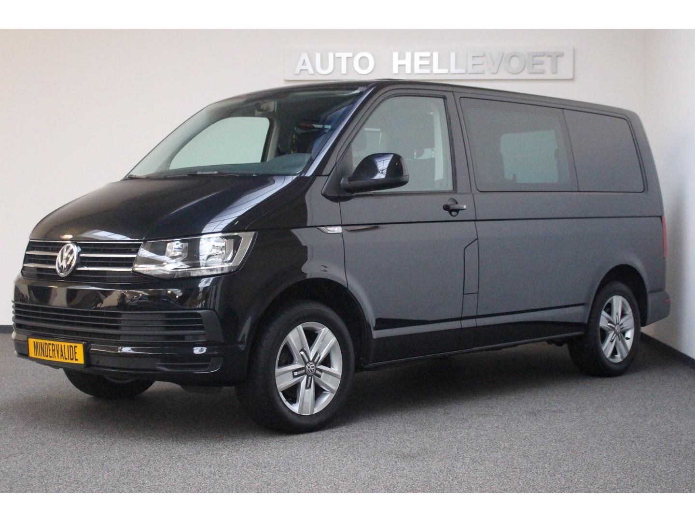 Volkswagen Caravelle Multivan transporter 2.0 tdi l1h1 comfortline taxi bus automaat 150pk 8 persoons