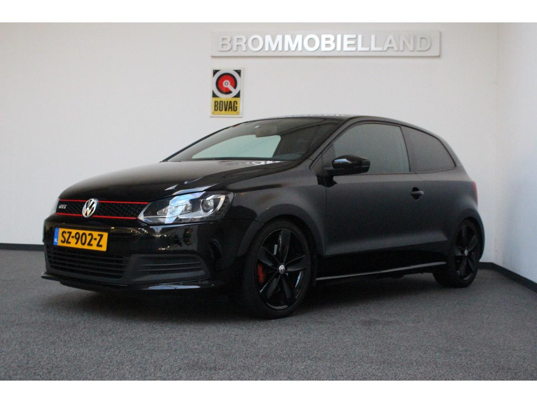 Volkswagen Polo 1.2 tsi highline dsg automaat 2013 dealer onderhouden black edition