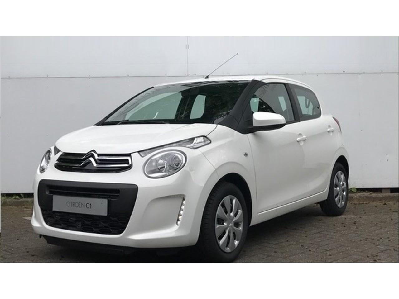 Citroën C1 1.0 vti feel 72pk