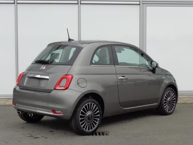 Fiat 500 0.9 twinair turbo mirror 80pk