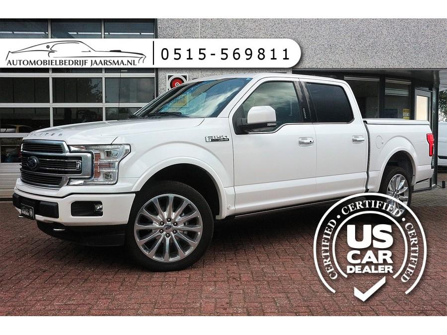Ford usa F-150 3.5l ecoboost limited supercrew