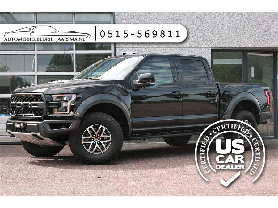 Ford usa F-150 Raptor supercrew 3.5l ecoboost technology*luxury