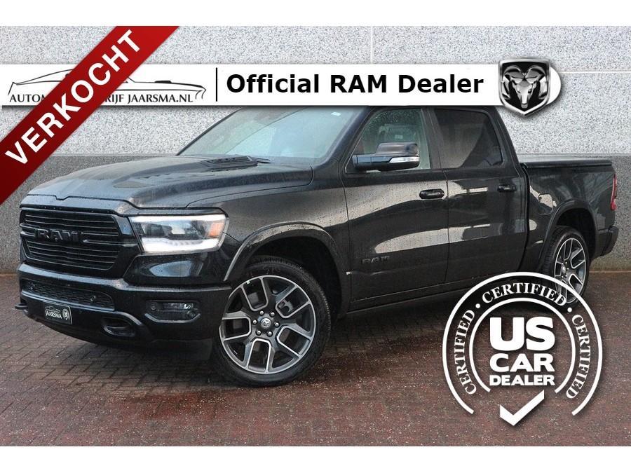 Dodge Ram 1500 5.7l v8 laramie sport black pack