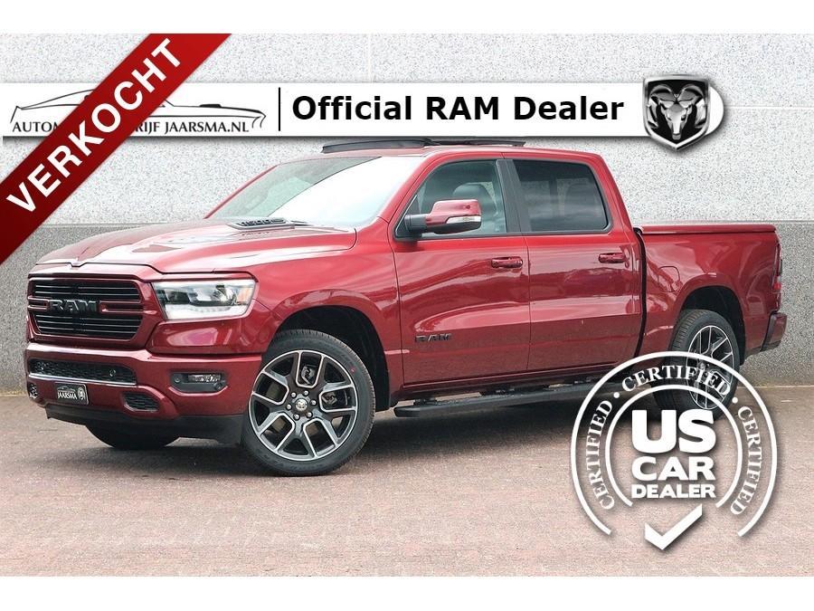 Dodge Ram 1500 5.7l sport