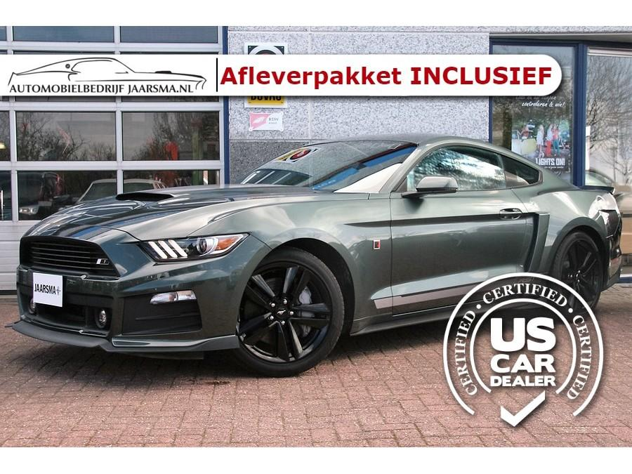 Ford Mustang 2.3l ecoboost roush stage 1
