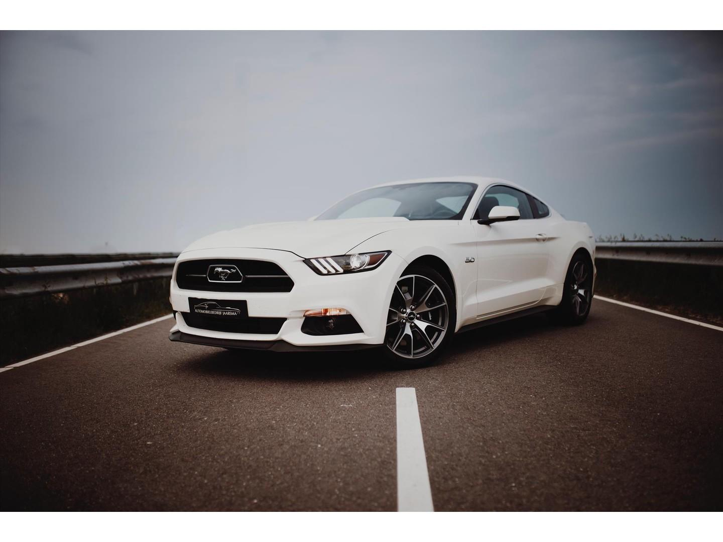 Ford Mustang 5.0l v8 50th anniversary automaat