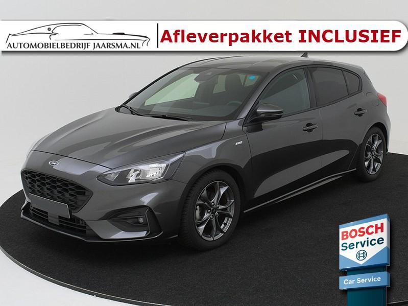 Ford Focus Ecoboost 125pk st-line business