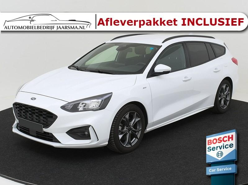Ford Focus Ecoboost 125pk st-line business wagon