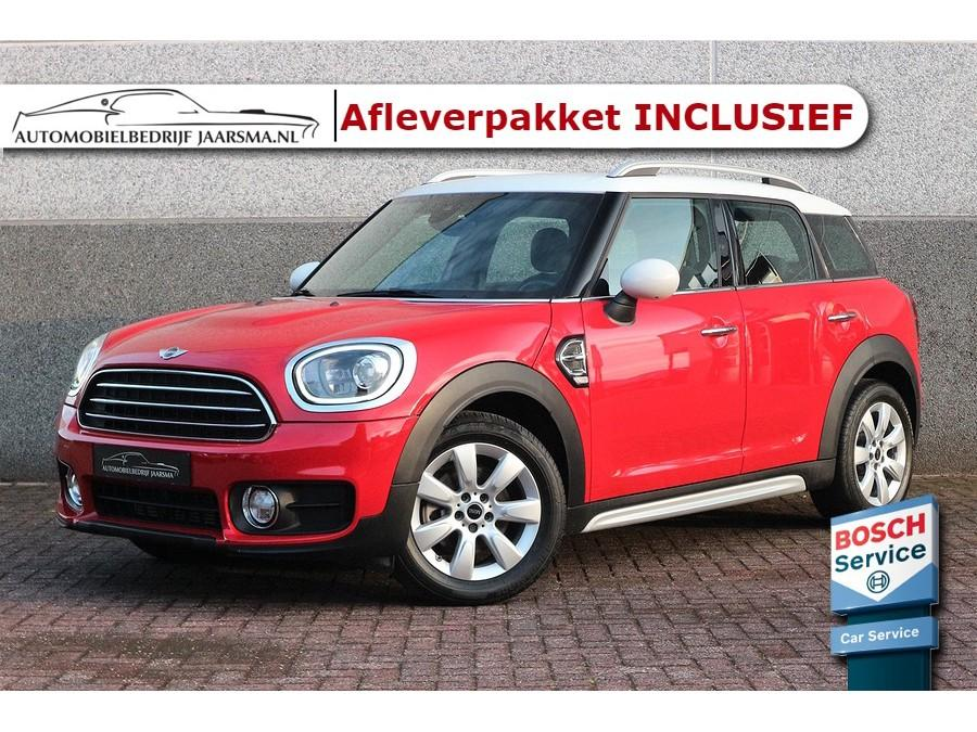Mini Countryman 1.5 136pk cooper pepper