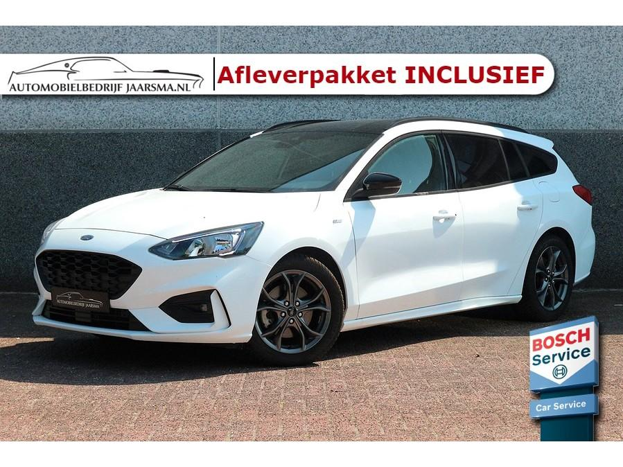 Ford Focus Wagon ecoboost 125pk st line