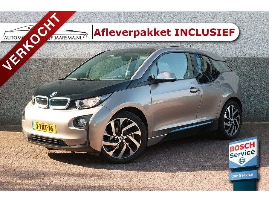 Bmw I3 I3 170pk aut full electric