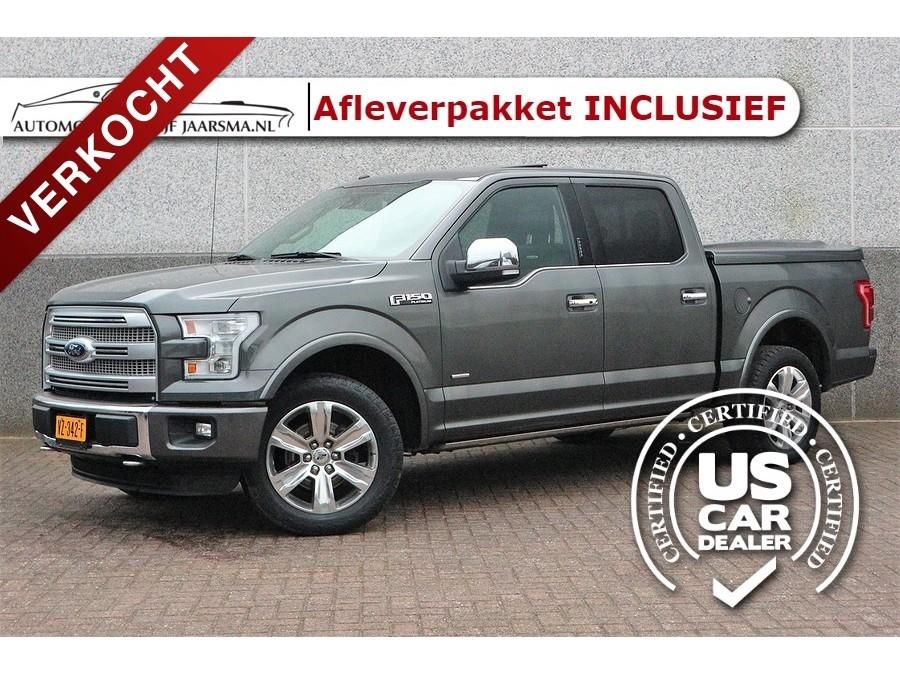 Ford usa F-150 Platinum 3.5l ecoboost