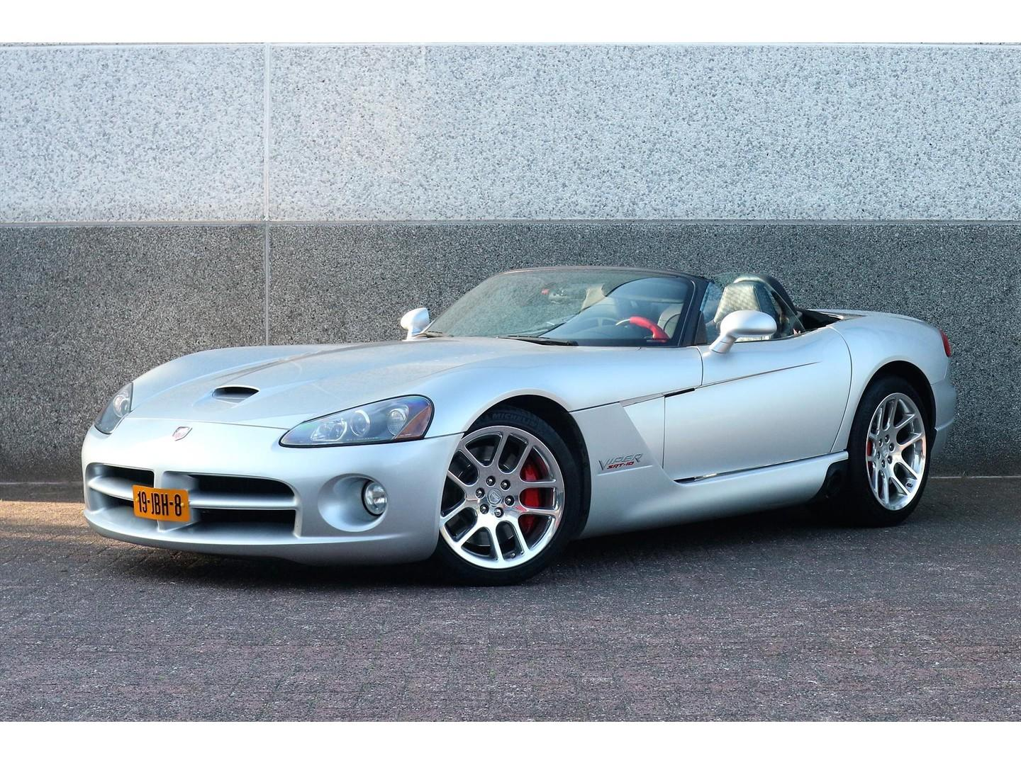 Dodge Viper Srt-10 convertible 8.3l v10