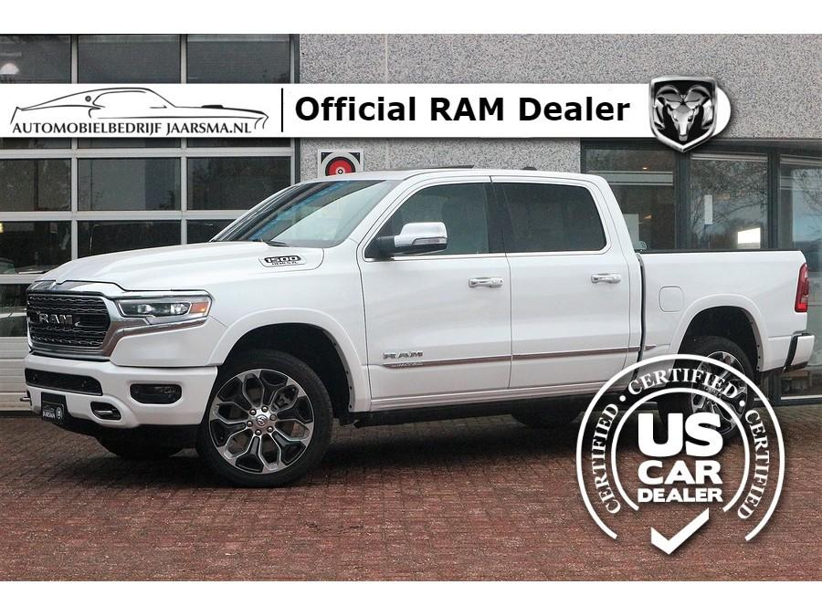 Dodge Ram 1500 limited 5.7l v8 crewcab