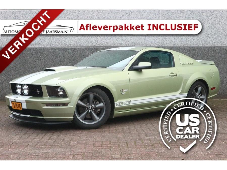 "Ford Mustang Gt 4.6l v8 deluxe ""gt350"""