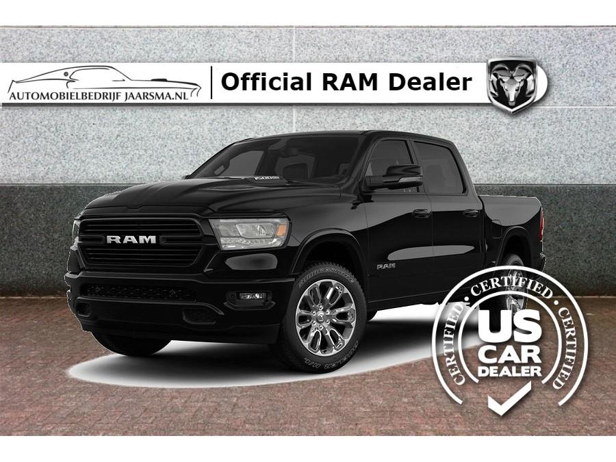 Dodge Ram 1500 laramie sport 5.7l v8 crewcab