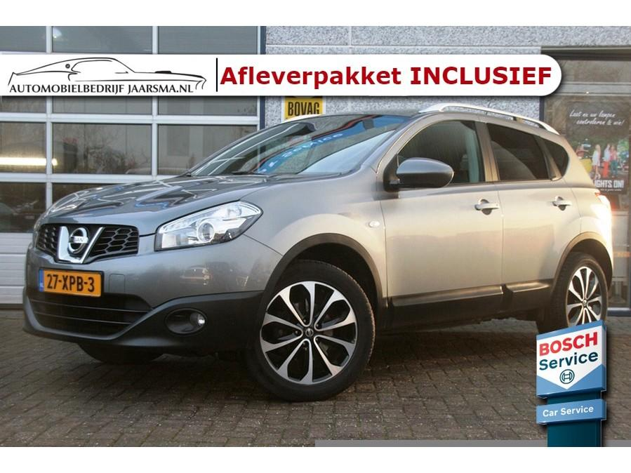 Nissan Qashqai 1.6 117pk connect edition