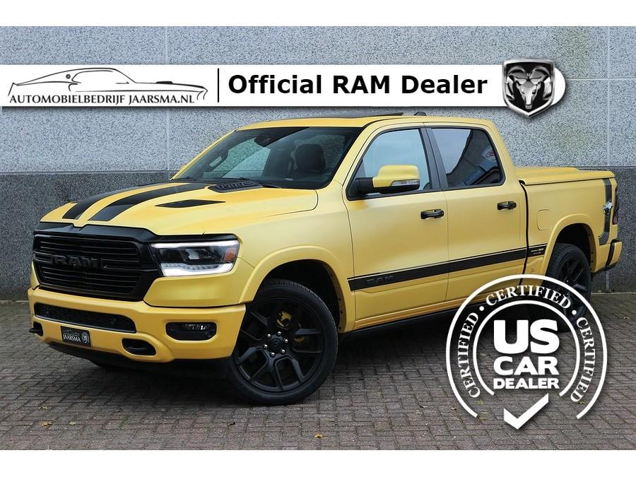 Dodge Ram 1500 crewcab rumble bee 5.7l v8