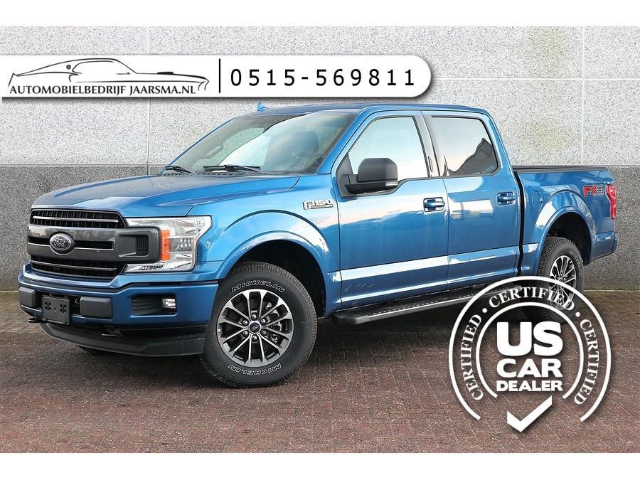 Ford usa F-150 3.5l ecoboost xlt sport 4x4