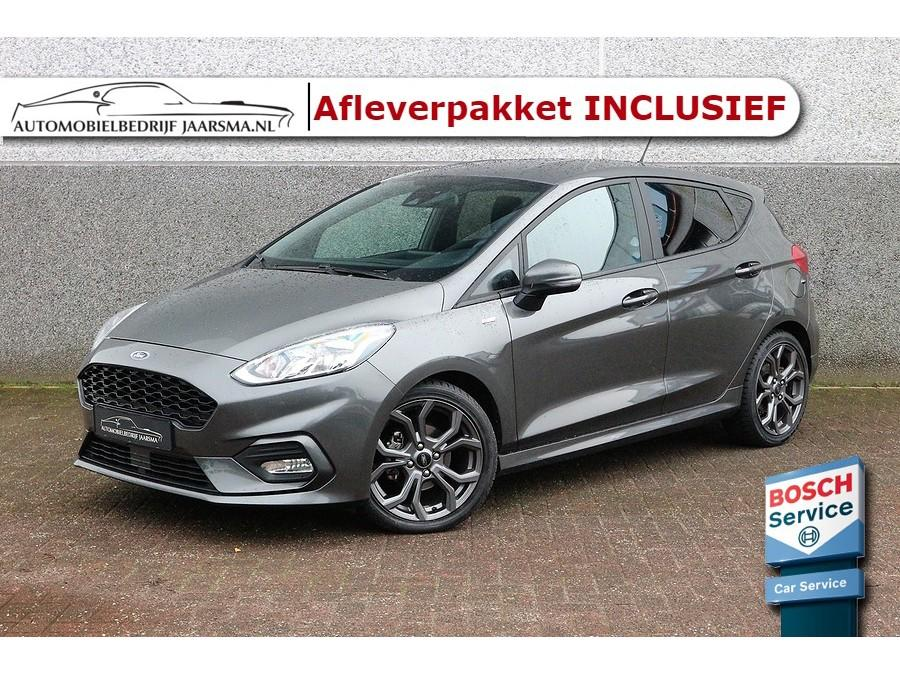 Ford Fiesta Ecoboost 100pk automaat st-line