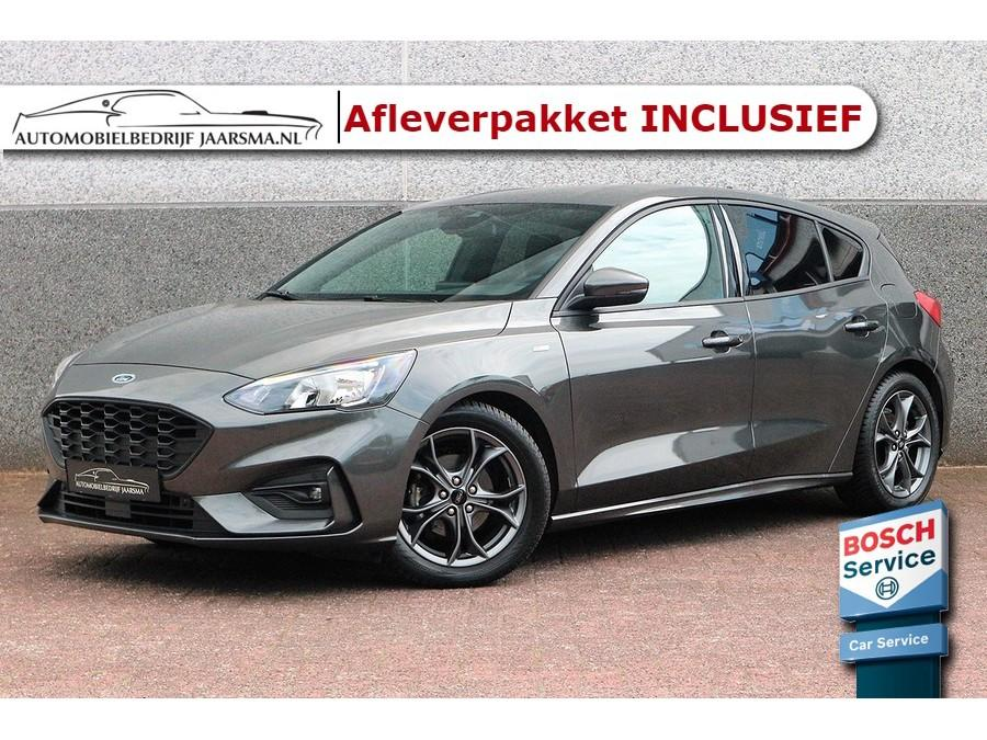 Ford Focus Ecoboost 125pk automaat st line