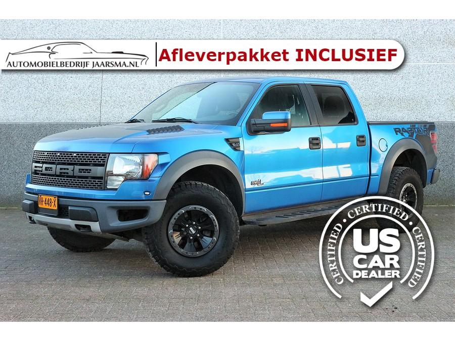 Ford usa F-150 Crew cab raptor 6.2l v8
