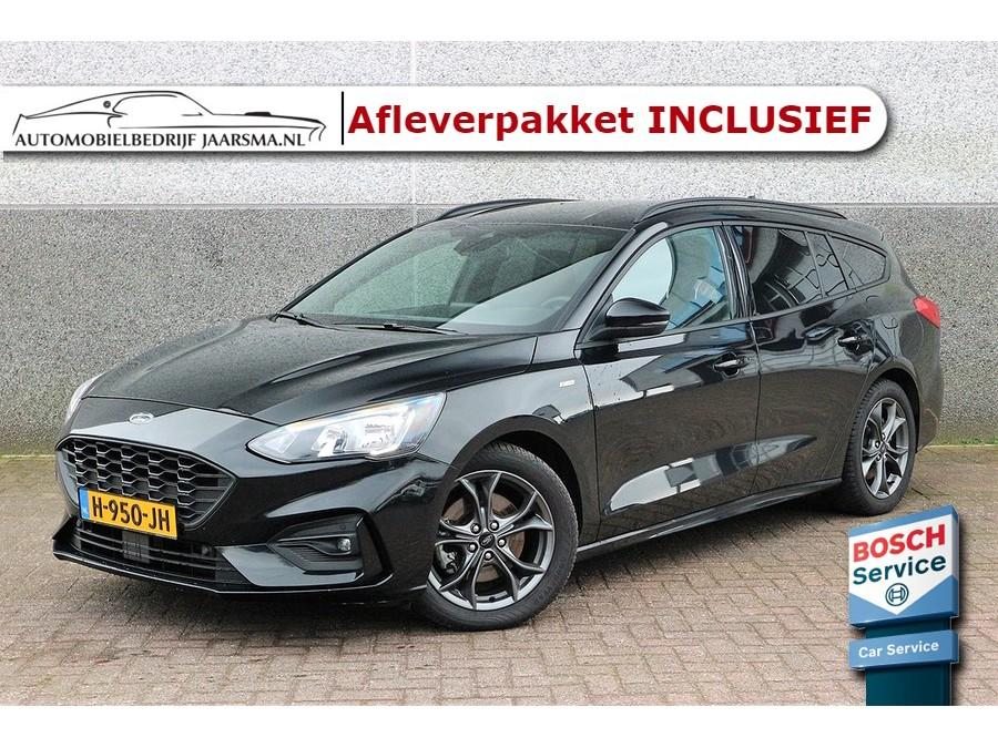 Ford Focus Wagon ecoboost 125pk st-line
