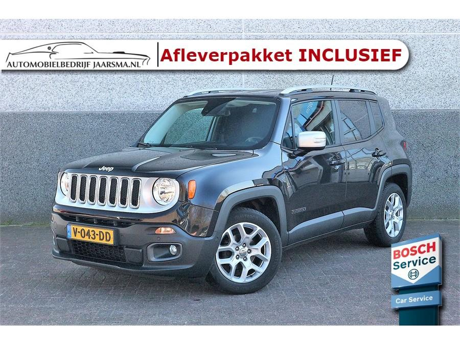 Jeep Renegade 1.6 multijet 120pk van limited