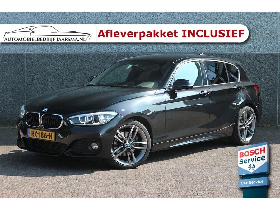 Bmw 1 serie 125d 224pk aut model m sport high executive