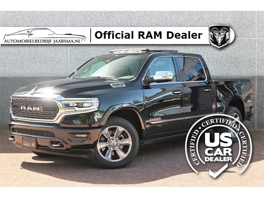 Dodge Ram 1500 5.7l v8 limited crewcab
