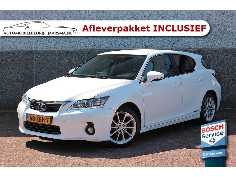 Lexus Ct 200h hybrid 136pk business edition