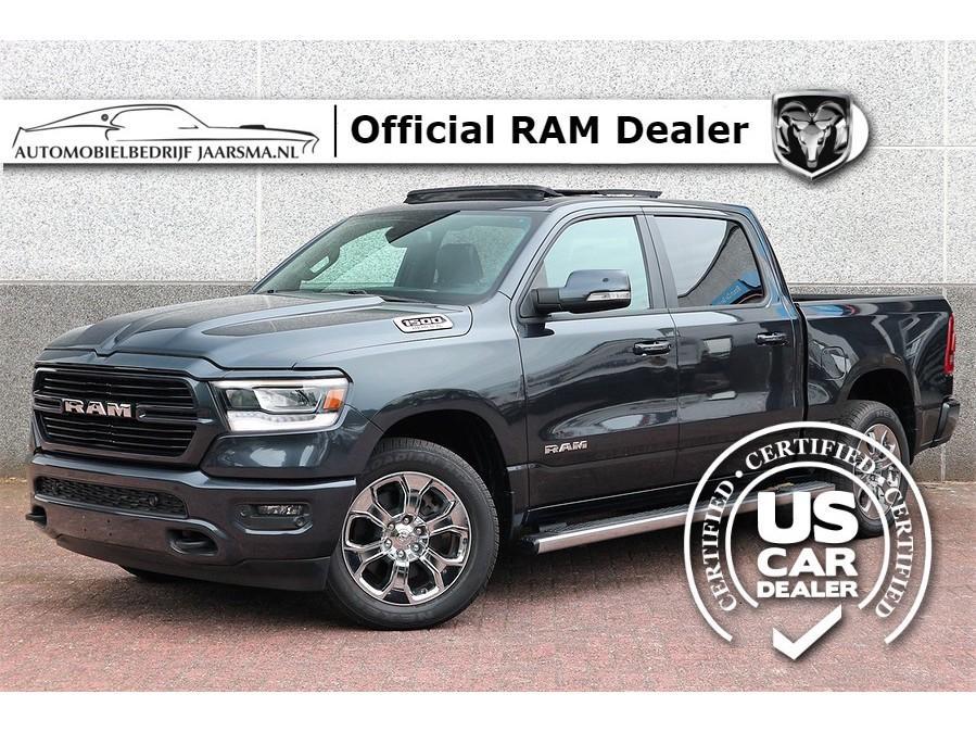 Dodge Ram 1500 5.7l v8 big horn sport crewcab