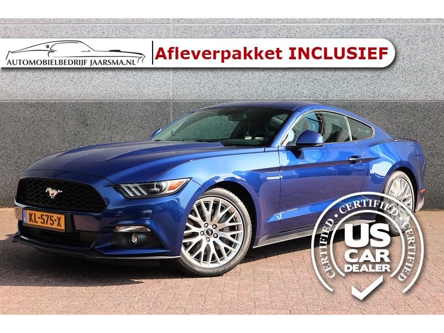 Ford Mustang Ecoboost 317pk coupé