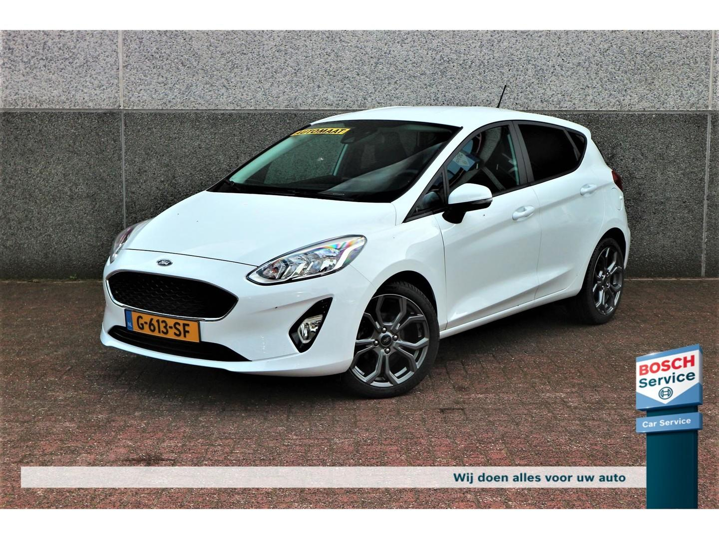 Ford Fiesta Ecoboost 100pk automaat 5drs