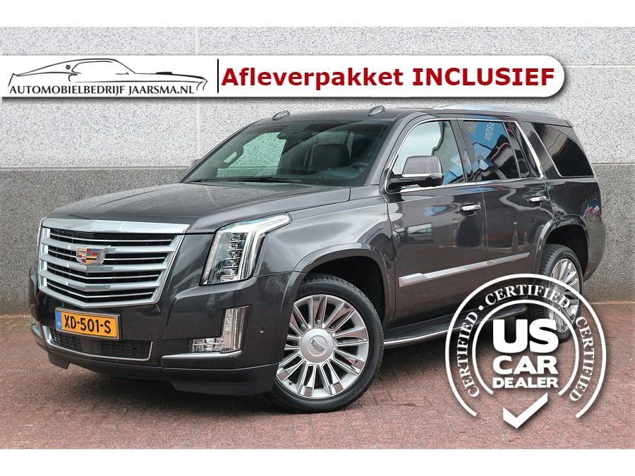 Cadillac Escalade 6.2 v8 426pk awd aut platinum
